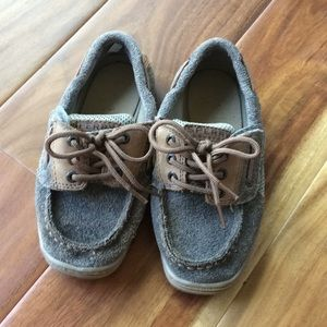 Boys Sperry Top-sider 10.5